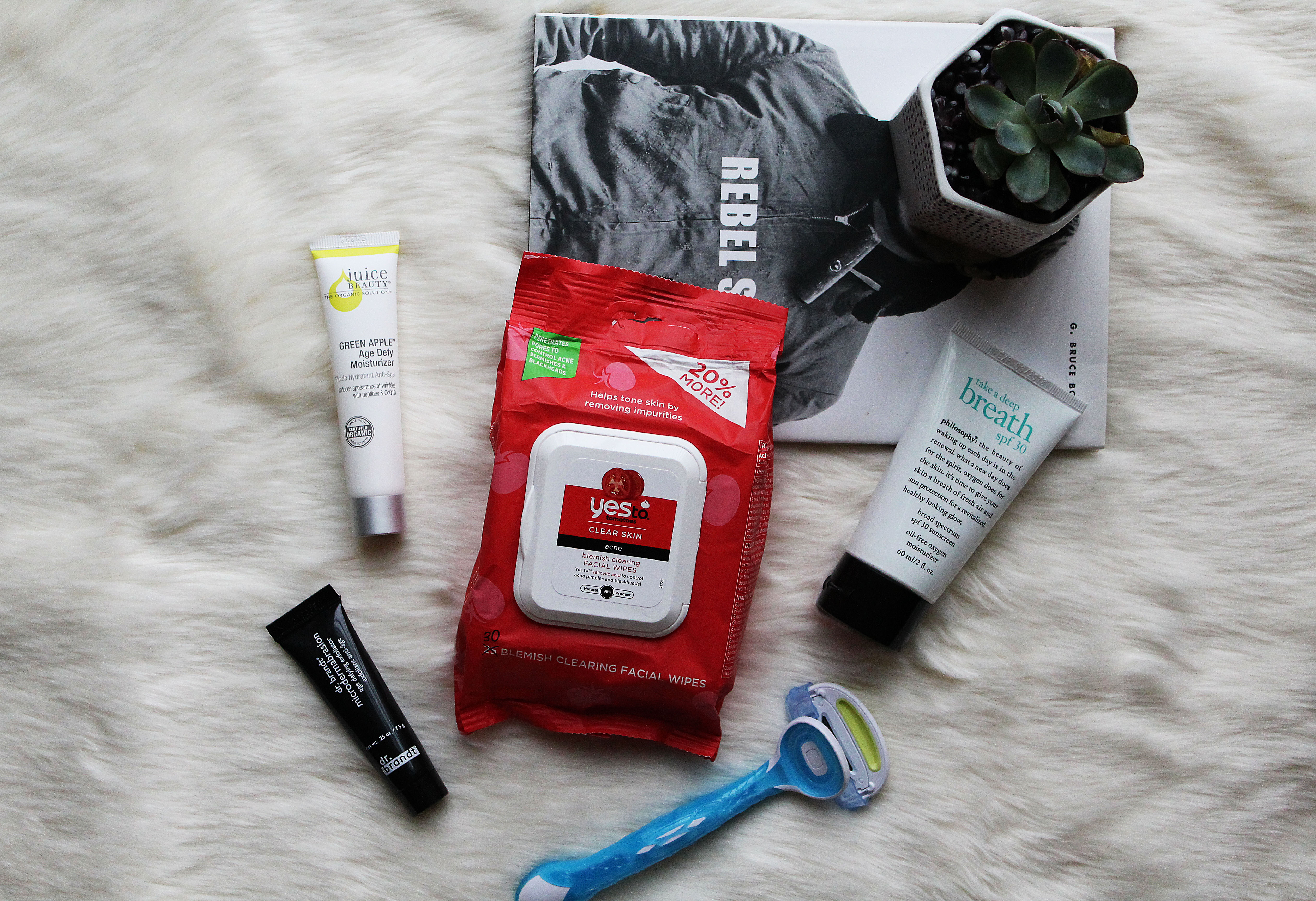 Beauty Product Review - February - The B-List Blog
